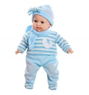 Кукла  Elegance в голубом костюмчике 42 см Arias