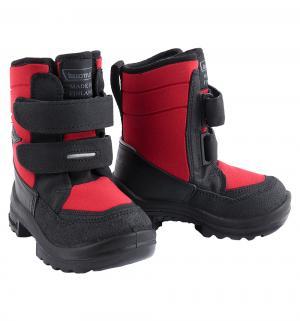 Ботинки  Grosser Red, цвет: красный Kuoma