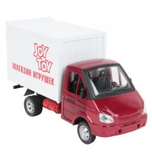Автомобиль  Газель-фургон Игрушки со светом и звуком 24 см JOY TOY