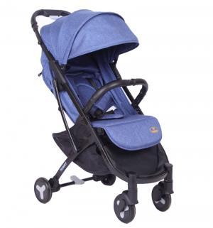 Прогулочная коляска  Travel, цвет: синий Tommy