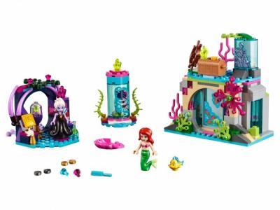 Конструктор  Disney Princesses 41145 Лего Принцессы Ариэль и магическое заклятье Lego