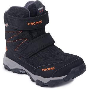 Ботинки Bifrost III GTX Viking для мальчика. Цвет: черный