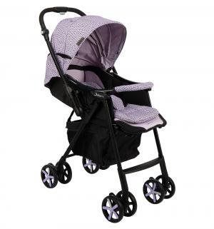 Прогулочная коляска  Graphite, цвет: фиолетовый Jetem