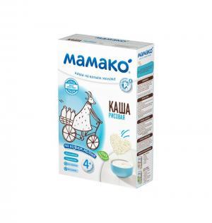Каша  молочная био-рисовый отвар на козьем молоке с 4 месяцев 200 г Мамако