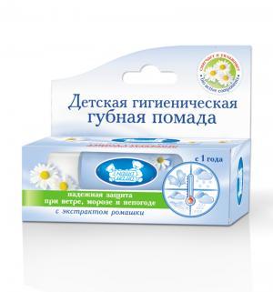 Гигиеническая помада Наша Мама С экстрактом ромашки, 3.5 гр