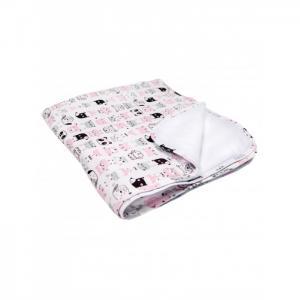 Одеяло  трикотажное Друзья 75х90 см Daisy