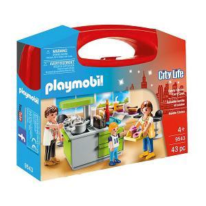 Игровой набор Playmobil «Кухня» PLAYMOBIL®. Цвет: разноцветный