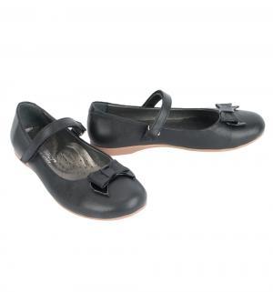 Туфли , цвет: черный Minimen