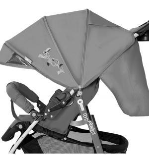 Прогулочная коляска  Mini New, цвет: pink Baby Design