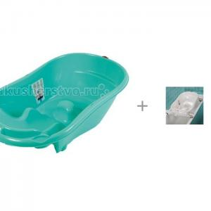 Ванночка Onda с комплектом подставок в ванну Barre Kit Ok Baby