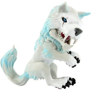Интерактивный Волк-оборотень  Fingerlings Дикий WowWee. Цвет: белый