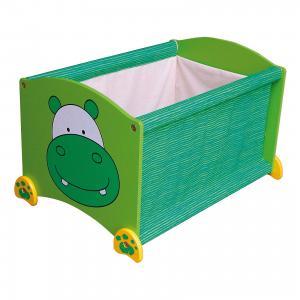 Ящик для хранения Бегемот, Im Toy, зеленый I'm Toy