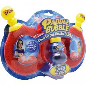 Мыльные пузыри 60 мл с набором ракеток, Paddle Bubble TPF Toys