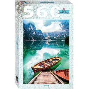Мозаика puzzle 560 Италия. Озеро Брайес Степ Пазл