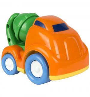 Машинка  Mini Vehicles Оранжевая 4 см Keenway