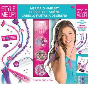 Набор  Волосы русалки Style Me Up