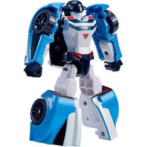 Фигурка-трансформер  Мини-Тобот Атлон, Торнадо (S2) Young Toys. Цвет: разноцветный