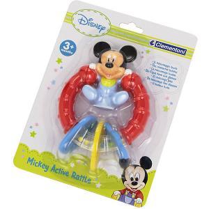Погремушка  Disney Мой милый Микки Clementoni
