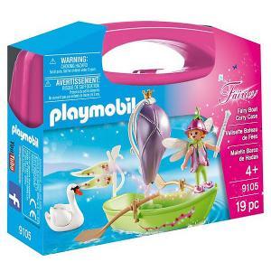 Конструктор Playmobil Лодка феи, 19 деталей PLAYMOBIL®. Цвет: разноцветный