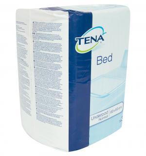 Простыня  впитывающие одноразовые 60х60 см, 5 шт Tena Bed