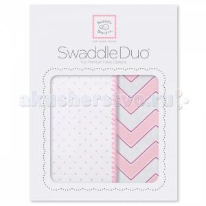 Пеленка  Swaddle Duo комплект 2 шт. SwaddleDesigns