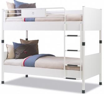 Подростковая кровать  двухъярусная White Cilek