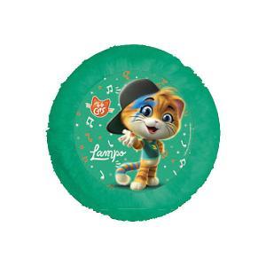 Мяч-сквишик  44 котенка, Лампо John. Цвет: зеленый