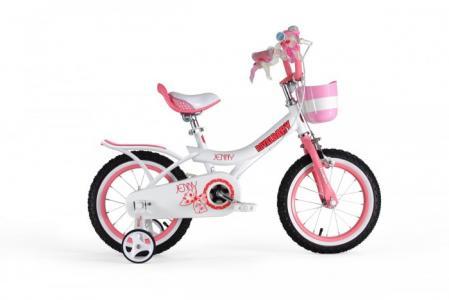 Велосипед двухколесный  Jenny Girl 18 Royal Baby