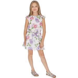 Платье Mayoral. Цвет: светло-розовый