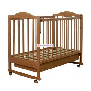 Детская кроватка  СКВ-2 Митенька 23111 качалка с ящиком СКВ Компани