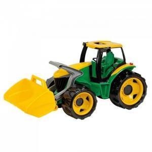 Трактор с грейдером 62 см Лена