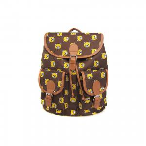 Рюкзак Мишки с 2-мя карманами, цвет коричневый Creative LLC
