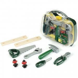Игровой набор Klein Инструменты Bosch Ящик с инструментами, 12 предметов