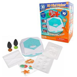 Набор  для создания объемных моделей 3D Mini Maker Magic. Цвет: разноцветный