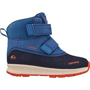Ботинки Viking Toby GTX. Цвет: синий