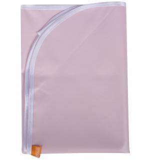 Клеенка подкладная  с ПВХ покрытием, 1 шт, цвет: розовый Витоша