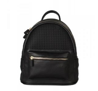 Рюкзак-мини  Pocker Face Backpack WY-A020 цвет: черный Upixel