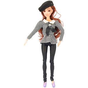 Шарнирная кукла  Француженка, 28,5 см Emily