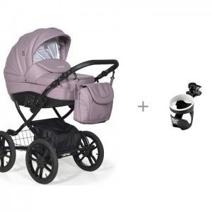 Коляска  18 Special Plus 14 2 в 1 и ROXY Подстаканник для детской коляски Classic Indigo