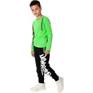 Спортивные брюки Gulliver. Цвет: черный