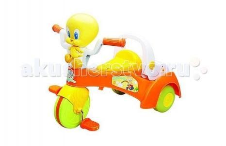 Велосипед трехколесный  Looney Tunes 06580 Happy Well