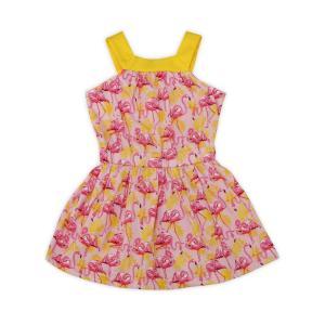 Сарафан  Summer Time, цвет: розовый Babyglory
