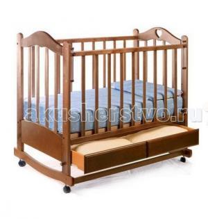 Детская кроватка  Лана №2 качалка Ведрусс