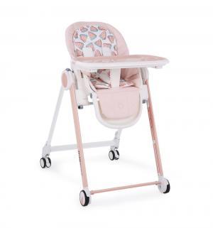 Стульчик для кормления  Berny, цвет: розовый Happy Baby