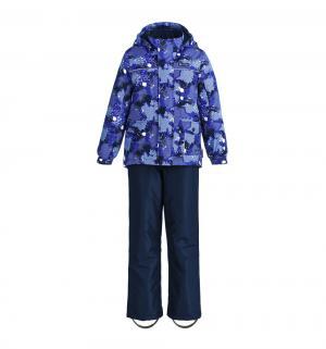 Комплект куртка/брюки  Порт Галифакс, цвет: синий Premont