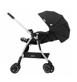 Прогулочная коляска  Luxuna CTS AD, цвет: черный Aprica