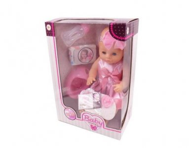 Пупс-кукла Baby boutique 40 см Junfa