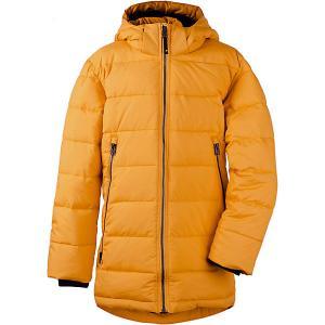 Утеплённая куртка Didriksons Valetta DIDRIKSONS1913. Цвет: желтый