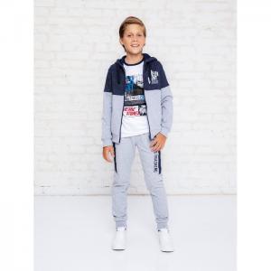 Костюм для мальчика (толстовка, брюки) Паркур Luminoso