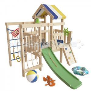 Детский игровой чердак для дома и дачи Немо Самсон